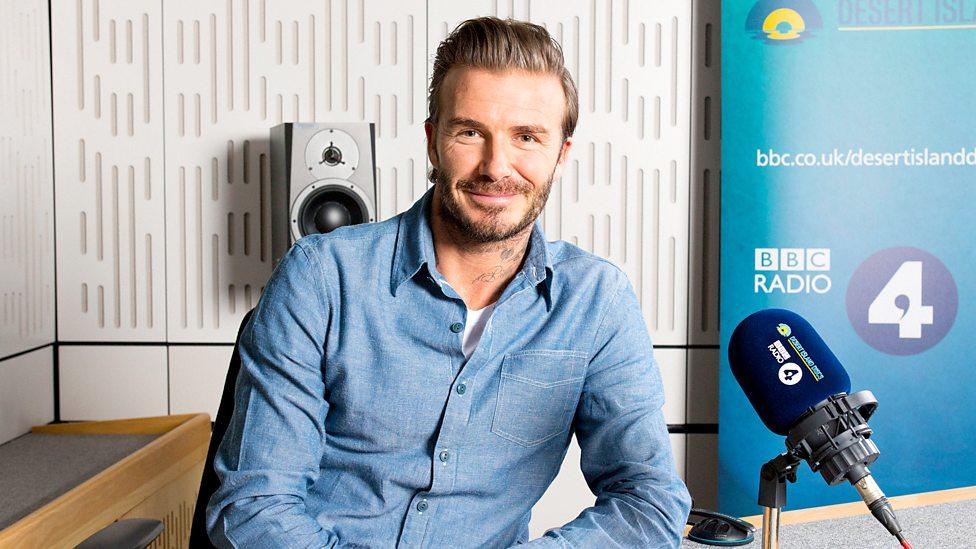 Desert Island Discs David Beckham S Music