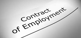 Contract of employment