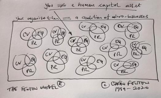 you are not a human capital asset